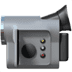 Video Camera emoji, Apple version of the Video Camera emoji
