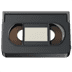 Video Cassette emoji, Apple version of the Video Cassette emoji