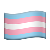 Transgender Flag emoji, pride emoji, Rainbow Flag emoji