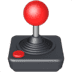 Joystick emoji, Video Game emoji,