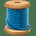 Thread emoji, Apple version of the Thread emoji