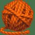 Yarn emoji, Apple version of the Yarn emoji, arts emojis