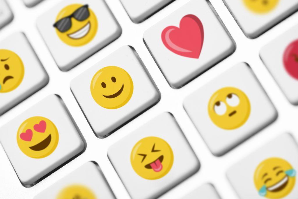 Smileys Emoticons Emojis Tastatur Caomputer