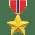 Military Medal emoji, Military Medal symbol, American Flag emoji