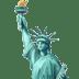 Statue Of Liberty, Statue Of Liberty emoji, American Flag emoji