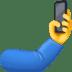 Facebook's Selfie emoji, Selfie emoji