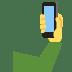 Selfie emoji, Twitter's Selfie emoji