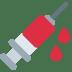 Twitter's version of Syringe emoji