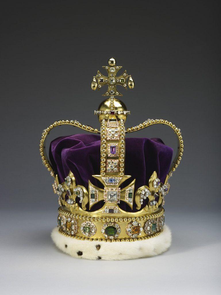 Saint Edward' crown