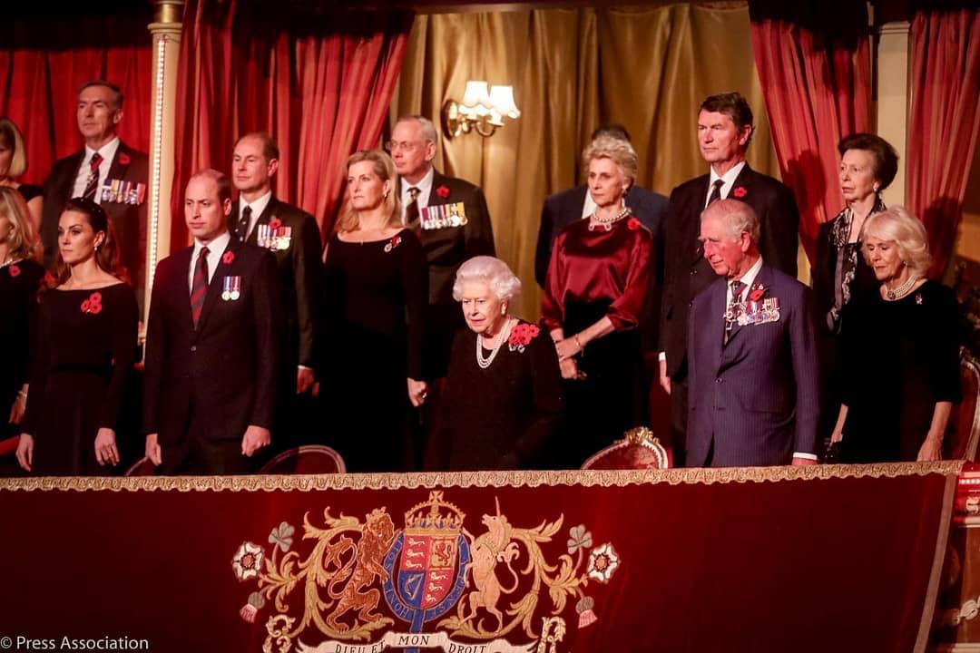 UK Royal family, British Monarchy