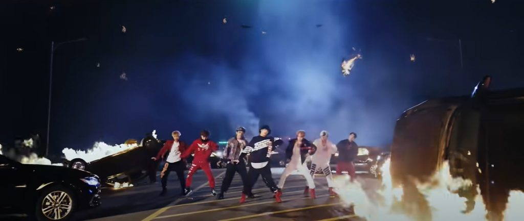 BTS MIC Drop, Mic Drop Song