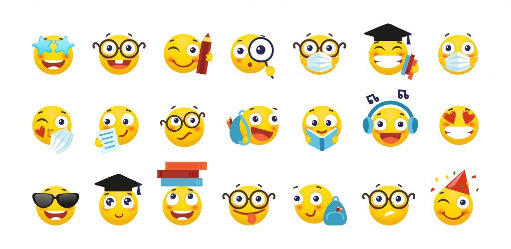Nerd Emoji Options, Nerd Emoji