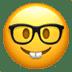 Nerd Emoji, Nerd Face Emoji