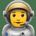 Man Astronaut