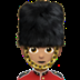 💂🏽 Medium Skin Tone Guard Emoji on Apple Platform
