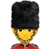 💂♂️ man guard Emoji on Apple Platform