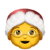 🤶 Mrs. Claus Emoji on Apple Platform
