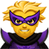 🦹‍♂️ man supervillain Emoji on Apple Platform