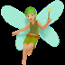 Fairy: Medium-light Skin Tone