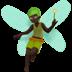 Fairy: Dark Skin Tone