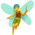 🧚‍♂️ man fairy Emoji on Apple Platform