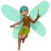 🧚🏽‍♂️ man fairy: medium skin tone Emoji on Apple Platform