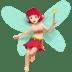Light Skin Tone Female Fairy