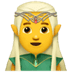 🧝♂️ man elf Emoji on Apple Platform