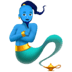 🧞‍♂️ man genie Emoji on Apple Platform