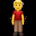 🧍‍♂️ man standing Emoji on Apple Platform
