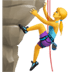 🧗‍♀️ woman climbing Emoji on Apple Platform