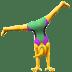 🤸♀️ woman cartwheeling Emoji on Apple Platform
