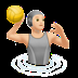 🤽🏻 person playing water polo: light skin tone Emoji on Apple Platform
