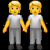 🧑‍🤝‍🧑 people holding hands Emoji on Apple Platform