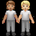 People Holding Hands: Medium Skin Tone, Medium-light Skin Tone