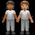 People Holding Hands: Medium-dark Skin Tone, Medium Skin Tone