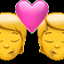 💏 kiss Emoji on Apple Platform