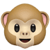 🐵 Monkey Face Emoji on Apple Platform