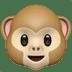 🐵 monkey face Emoji on Apple Platform