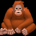 🦧 Orangutan Emoji on Apple Platform