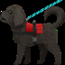 🐕‍🦺 service dog Emoji on Apple Platform