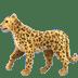 🐆 leopard Emoji on Apple Platform