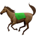 🐎 horse Emoji on Apple Platform