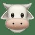 🐮 cow face Emoji on Apple Platform