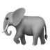 🐘 elephant Emoji on Apple Platform