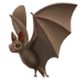 🦇 bat Emoji on Apple Platform