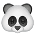 🐼 panda Emoji on Apple Platform
