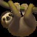 🦥 sloth Emoji on Apple Platform