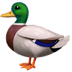 🦆 duck Emoji on Apple Platform