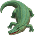 🐊 crocodile Emoji on Apple Platform